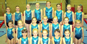 Perth Gymnastics Club, Perthshire, Scotland